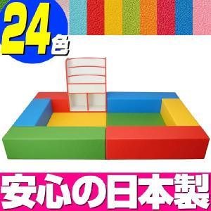 キッズコーナー バンビファンシーセット 1畳 プランD/キッズスペース 激安セット|isuharikoubou