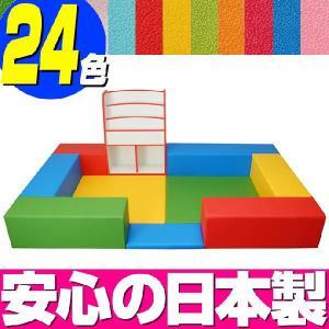 キッズコーナー バンビファンシーセット 1畳 プランE/キッズスペース 激安セット|isuharikoubou
