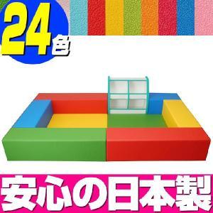 キッズコーナー バンビファンシーセット 1畳 プランG/キッズスペース 激安セット|isuharikoubou