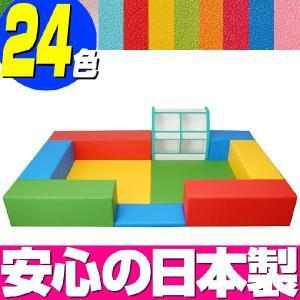 キッズコーナー バンビファンシーセット 1畳 プランH/キッズスペース 激安セット|isuharikoubou
