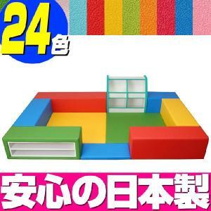 キッズコーナー バンビファンシーセット 1畳 プランI/キッズスペース 激安セット|isuharikoubou