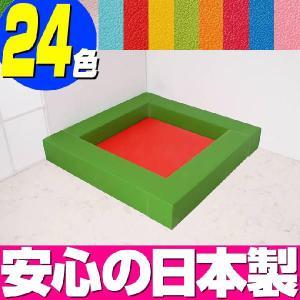 キッズコーナー リス20cm角セット 半畳プランA/キッズコーナー キッズスペース|isuharikoubou