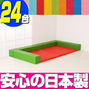 プレイルーム リス20cm角セット 1畳プランB/キッズコーナー ブロック クッション マット 日本製|isuharikoubou