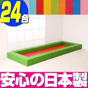 赤ちゃん フロアーマット  リス20cm角セット 1.5畳プランA/キッズコーナー キッズルーム 日本製|isuharikoubou