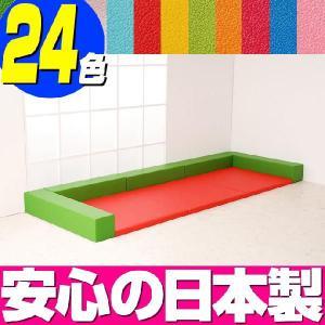 キッズコーナー リス20cm角セット 1.5畳プランB/フロアマット ベビー キッズ スペース|isuharikoubou