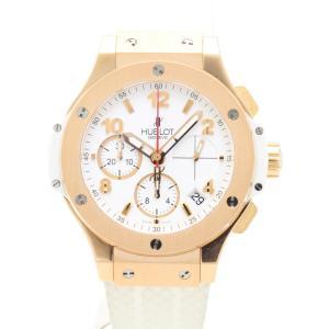 ウブロ ビックバン ゴールドホワイト ポルトチェルボ 41mm 341.PE.230.RW ボーイズ 腕時計 isuzu78quality