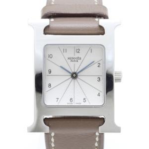 エルメス Hウォッチ オールアッシュ HH1.210 皮ベルト レディス 腕時計|isuzu78quality