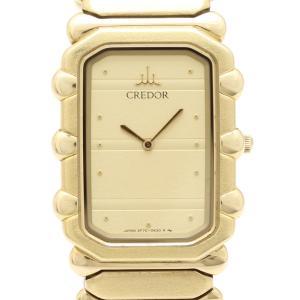 セイコー クレドール K18YG GHKF894 2F70-5550  メンズ 腕時計|isuzu78quality