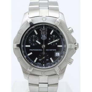タグホイヤー 2000エクスクルーシブ クロノグラフクオーツ CN1110.BA0337 メンズ 腕時計|isuzu78quality