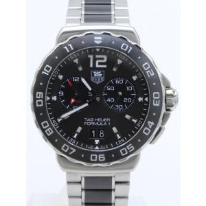 タグホイヤー フォーミュラ1 グランドデイト アラーム クオーツ WAU111C.BA0869 メンズ 腕時計|isuzu78quality