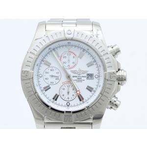 ブライトリング スーパーアベンジャー  クロノグラフ A13370 メンズ 腕時計|isuzu78quality