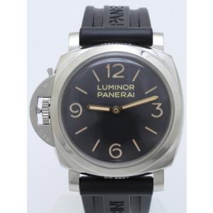 パネライ ルミノール1950 レフトハンド 3デイズ アッチャイオ PAM00557  手巻き メンズ 腕時計|isuzu78quality