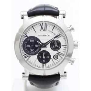 ティファニー アトラスジェント クロノグラフ Z1000.82.12A21A71A メンズ 腕時計|isuzu78quality