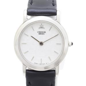 セイコー クレドール GTAW009 4J80-0A10 PT レディス 腕時計|isuzu78quality