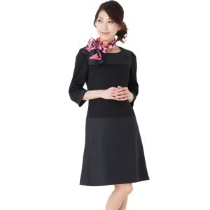 39d2163cbfdf7  送料無料 女性を主張する大人カジュアルワンピース(レディース オフィスユニフォーム オフィス 会社 通勤 スーツ 入学式 卒業式) 事務服・企業制服の