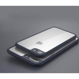 iPhone8 plus/iPhone7 Plus クリアケース シリコン スリム シンプル アイフォン7プラス 背面カバー|it-donya