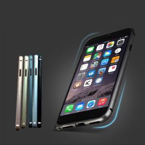 iPhone8 plus/iPhone7 Plus アルミ バンパー ケース シャープ エッジ かっこいい アイフォン7プラス メタル サイドバンパー|it-donya