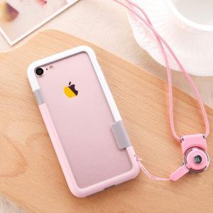 iPhone8 plus/iPhone7 Plus バンパー 耐衝撃 TPU カラフル アイフォン7プラス バンパーカバー|it-donya