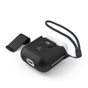 Apple AirPods ケース プラスチック製 スリム シンプル かっこいい エアーポッド ハードケース  airpods-a03-t80228|it-donya