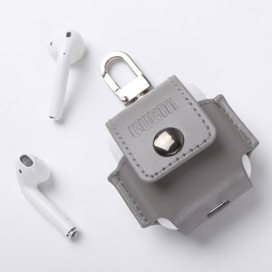 Apple AirPods ケース おしゃれ 上質PU レザーケース シンプル かっこいい エアーポッズ専用ケース  airpods-h10-t80228|it-donya