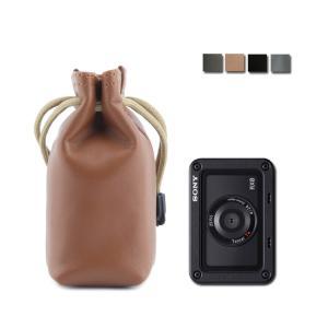 サイバーショット DSC-RX0 ケース レザー ポーチ カバン型 軽量/薄  DSC-RX0対応ケース デジタルカメラバッグ  dsc-rx0-pu-t71103|it-donya
