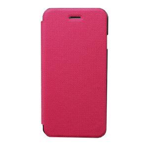 iPhone6S plus ケース 手帳 レザー シンプルでおしゃれ マグネット付き アイフォン6Sプラス 手帳型レザーケースマートフォン/スマフォ/スマホケース/カバー|it-donya