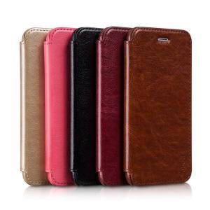iPhone6 Plus 手帳 ケース レザー (5.5インチ) 薄型/財布型ケース アイフォン 6 Plus カバー 液晶保護   ip6plus-i-19-t40929|it-donya