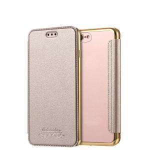Apple iPhone8/iPhone7 ケース 手帳型 レザー ベーシックでシンプル 上質なPUレザー カード収納 アイフォン7 手帳型カバー|it-donya