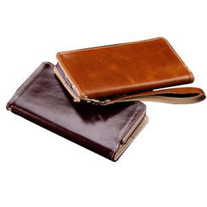 iPhone8 / iPhone7 ケース 手帳 レザー カード収納 財布型/ウォレット 上質なPUレザー アイフォン7 手帳型レザーケース it-donya
