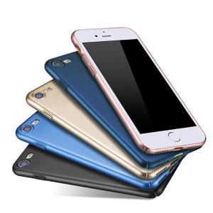 iPhone8 / iPhone7 ケース PC 耐衝撃 スリム 薄型 PC かっこいい アイフォン7 背面カバー|it-donya