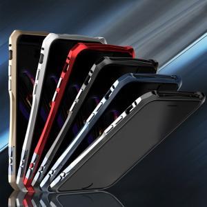 iPhone8 アルミバンパー ケース 際立つエッジ 金属アルミ かっこいい アイフォン8 iPhone7 / iPhone8共通 メタルサイドバンパー ア|it-donya