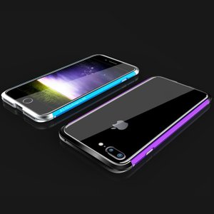 apple iPhone 8 Plus アルミバンパー ケース 際立つエッジ 金属アルミ かっこいい アイフォン8/7 プラス メ  ip8p-be07-t70916|it-donya