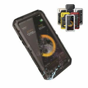 iPhone X ケース 耐衝撃 アイフォンX カバー 防塵 防水 アーマーケース iphoneX アウトドアケース it-donya