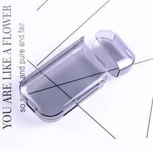 iQOS クリア ケース アイコス ハードカバー 丈夫なプラスチック製 透明ケース オシャレなグラデーション  iqos-40-l80130|it-donya