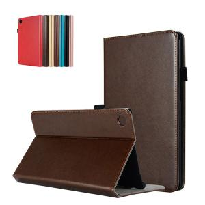 MediaPad M5 8.4 ケース カバー 手帳型 レザー 片手持ちハンドル スタンド機能 カード収納 ヴィンテージ風 メディ  m584-pi60-s80521|it-donya