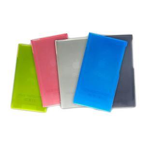 Apple iPod nano クリア ケース 背面カバー スリムで薄い シンプルでオシャレ 第7世代 アップル アイポッドナノ   nano7-u55-t70420 it-donya