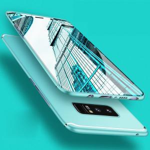 Galaxy Note8 ケース プラスチック製 シンプル  スリム ギャラクシーノート8 ハードケース|it-donya
