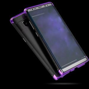 Samsung Galaxy Note8 アルミバンパー 背面パネル付き サムスン ギャラクシー ノート8 アルミ サイドバンパー  note8-bob06-w71013|it-donya