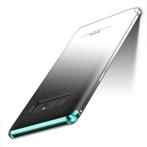 Galaxy Note8 アルミバンパー ケース 背面カバー付き 際立つエッジ 金属アルミ かっこいい ギャラクシーノート8 メタルサイドバンパー|it-donya
