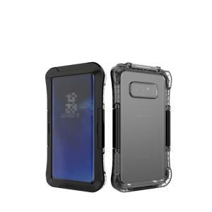Samsung Galaxy Note8 防水ケース IP68クラス 防塵/防水 完全密封 ギャラクシーノート8 クリアハードケー  note8-sf01-t71102 it-donya