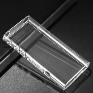 SONY NW-ZX300 クリアケース 耐衝撃 TPU ケース NW-ZX300 背面カバー 透明 ソフトケース WALKMAN  nw-zx300-be01-t71221|it-donya