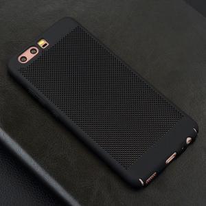 Huawei P10 ケース プラスチック製 メッシュタイプ ハードカバー シンプル スリム ファーウェイ P10 ハードケース   p10-1a-b-q70620|it-donya