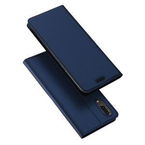 HUAWEI P20 ケース 手帳型 レザー シンプル おしゃれ 上質 高級 PUレザー ファーウェイ P20 手帳型レザーケース  p20-dd02-w80328|it-donya