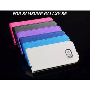 Galaxy S6 ケース 下開き 縦開き レザー フリップ カバー おしゃれな 上質 高級 PCレザー ギャラクシーS6 手帳型  s6-k-sx-k50612|it-donya