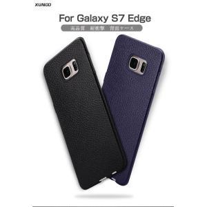 GALAXY S7 Edge ケース  TPU 耐衝撃 メッキ スリム 薄型 シンプル かっこいい ギャラクシーS7 エッジ  s7edge-1-q-q60517|it-donya
