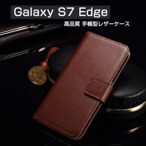 GALAXY S7 Edge ケース 手帳 レザー カバー デニム おしゃれ カード収納付き ギャラクシーS7 エッジ手帳型レザー  s7edge-z99-t60224|it-donya