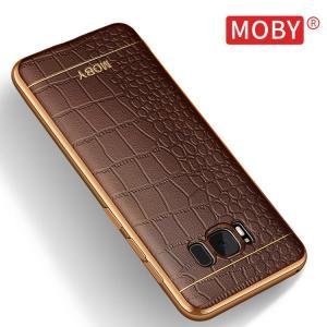 Samsung Galaxy S8 + ケース TPU クロコダイル レザー調 カバー メッキ 薄型 スリム ギャラクシーS8プラスSC-03J docomo SCV35 au it-donya