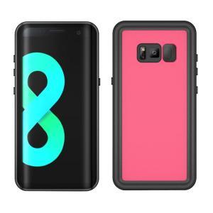 Samsung Galaxy S8+ ケース 防水 防塵 ウォータープルーフ ギャラクシーS8+ 防水ケース おすすめ おしゃれ   s8plus-191-l70717|it-donya