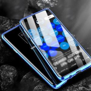 Samsung Galaxy S9 アルミ バンパー ケース/カバー エッジ ギャラクシーS9 / SC-02K / SCV38  メタルサイドバンパー カバー サムスン サムソン アンドロイド お it-donya