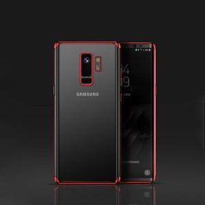 Galaxy S9 クリア ケース TPU 耐衝撃 シンプル ベーシック ギャラクシーS9 ソフトケース おしゃれ/SC-02K / SCV38 、 it-donya